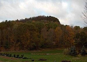 Barn Door Hills - Barndoor Hills from South East