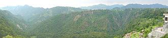 Puebla - Ravines at Zacatlán