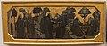 Bartolo di fredi (bottega), scene della vita dei ss. paolo eremita e antonio abate, 1380-90 ca. 01.JPG