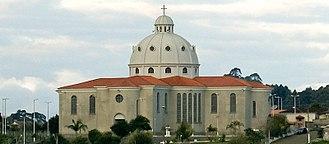 Barbacena - Basílica de São José Operário