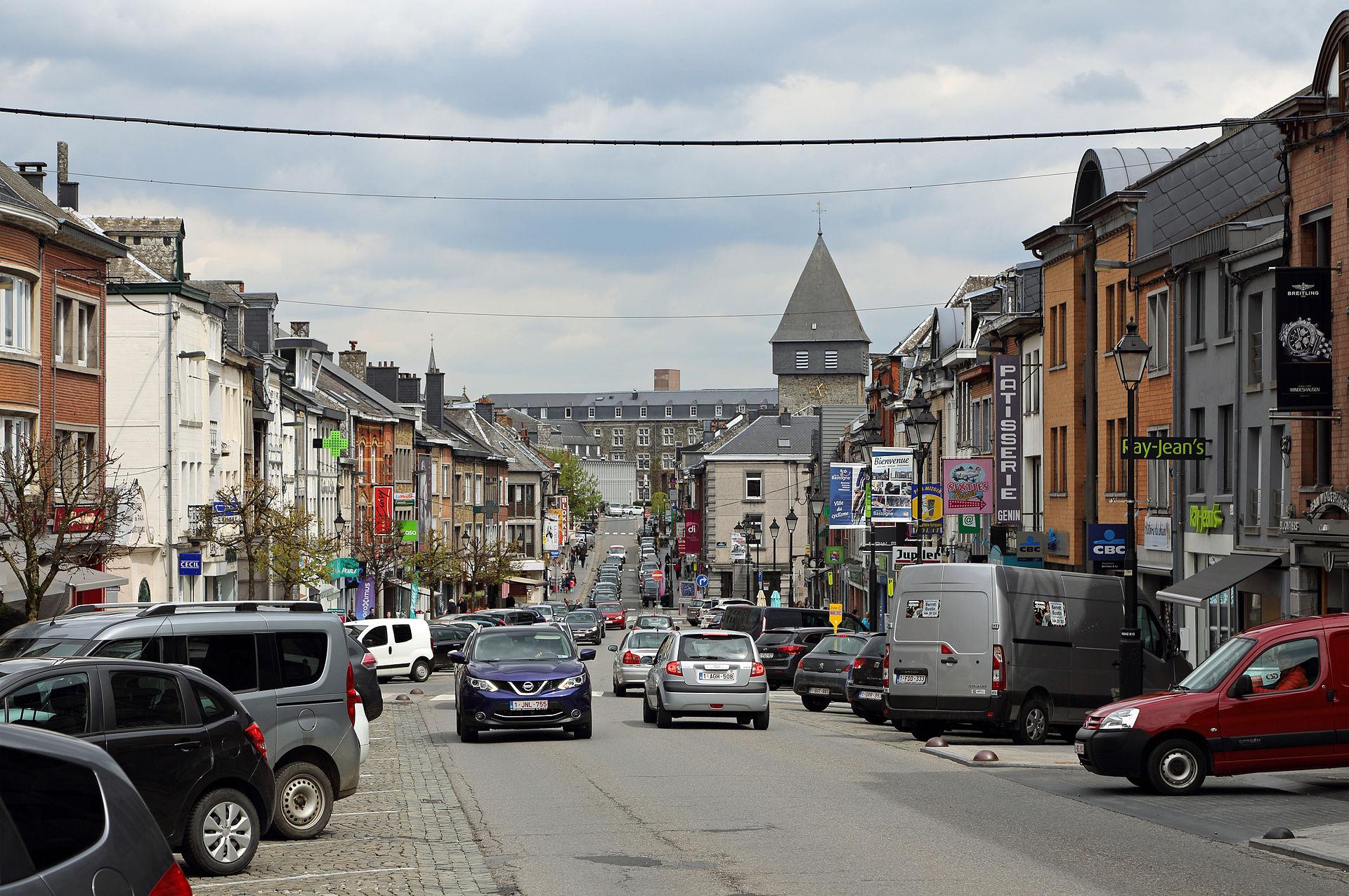 Bastogne - Wikipedia
