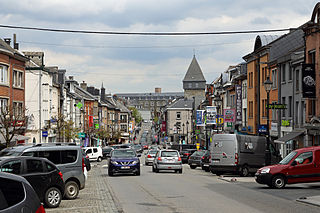 Bastogne Municipality in French Community, Belgium