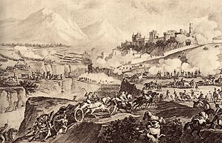 Battle of Rovereto battle