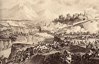 Battle of Rovereto - Image: Bataille de Rovereto