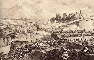 Battle of Rovereto - Image: Bataille de Rovereto