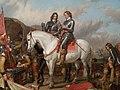 Batalla de Naseby. Charles Landseer. 02.jpg