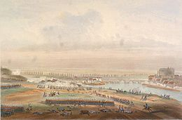 Description de l'image Battle of Montereau coloured.jpg.