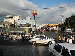 Bauan Municipality in Calabarzon, Philippines