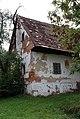 Bauernhaus vlg Lenz Mettersdorf Stainztal östliche Seitenwand2.jpg