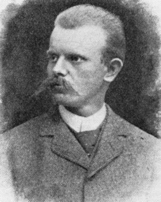 Georg Baur - Image: Baur Georg 1859 1898