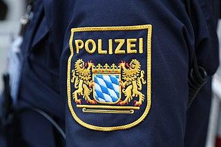 Bavarian State Police state police of Bavaria, Germany