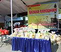Bazaar Ramadhan paket sembako.JPG