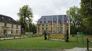 Bazeilles - The CSSA Club Sportif Sedan Ardennes in Bazeilles