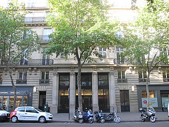 9th arrondissement of Paris - Groupe Danone head office
