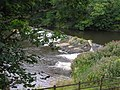 Beam Weir from the old railway - August 2011 - panoramio (1).jpg