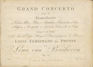 Piano Concerto No. 3 (Beethoven)