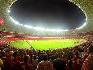 Estádio Beira-Rio - Estádio Beira-Rio in 2014