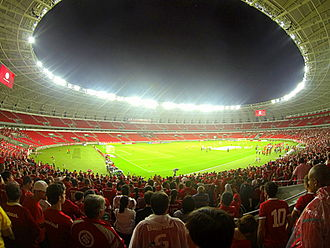 Estádio Beira-Rio - Image: Beira Rio Stadium