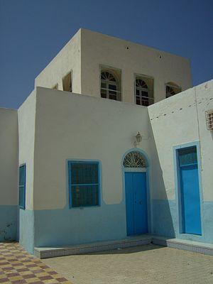 Houmt El Souk - Jewish synagogue