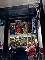 Belgique Gand Cathedrale Saint-Bavon Bas-Cote Gauche Polyptyque Agneau Mystique - panoramio.jpg