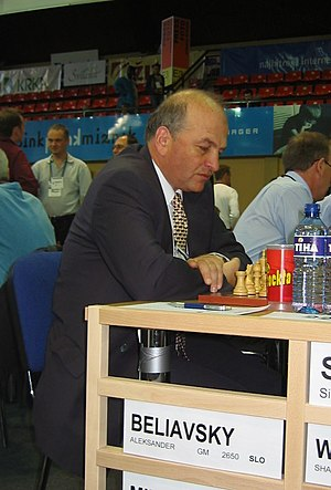 Russia (USSR) vs Rest of the World - Alexander Beliavsky (USSR) was the top player in 1984, with 3 wins and 1 draw.