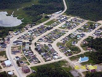 Belleterre, Quebec - Image: Belleterre 2004