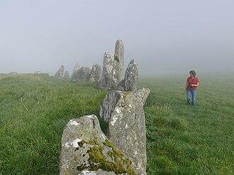 Beltany stone circle - Beltany Stone Circle