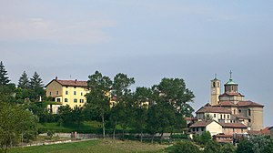 Belvedere Langhe - Belvedere Langhe landscape