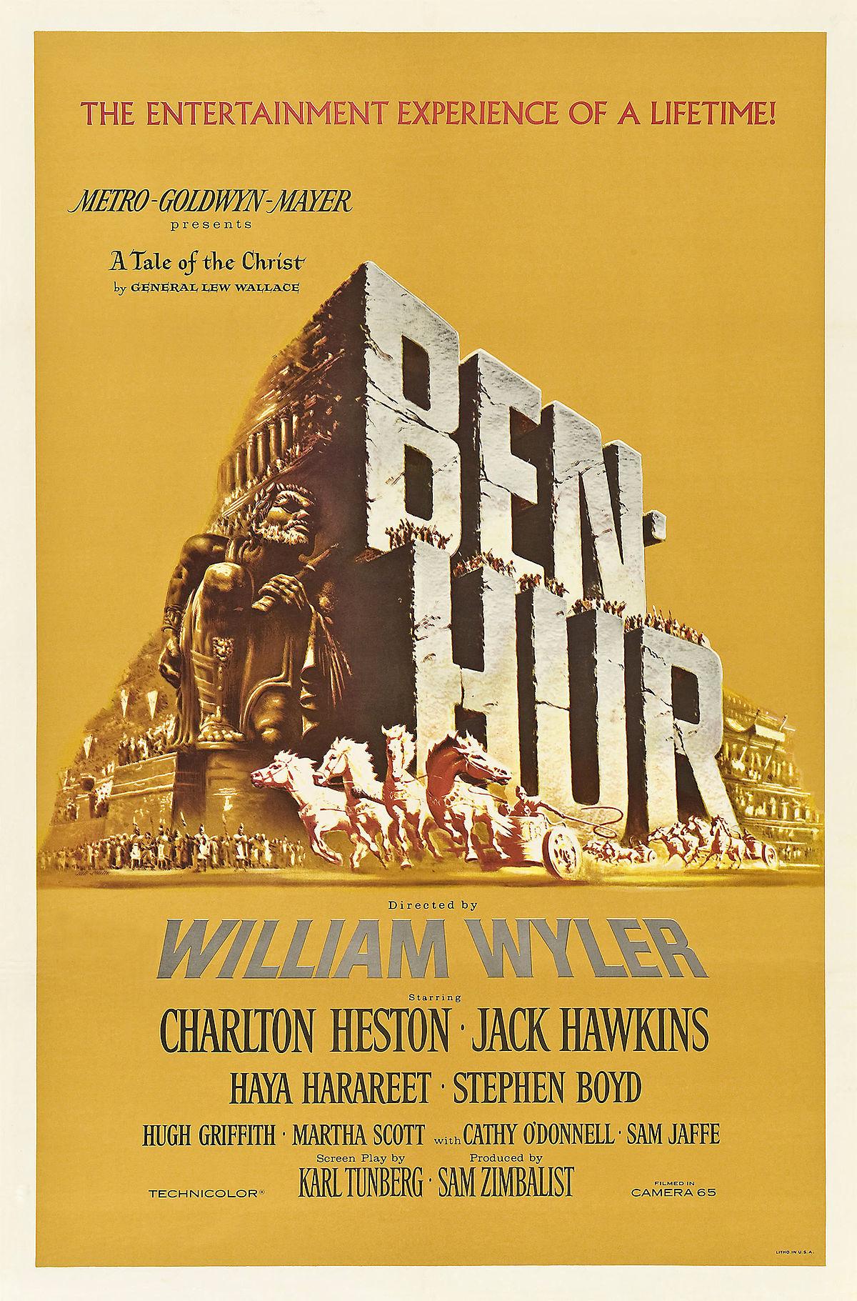 Risultati immagini per Ben Hur