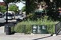 Benjamin Gladstone Square in The Bronx, New York.jpg