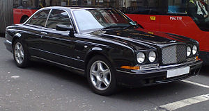 Bentley Continental R - 2001 Continental R Mulliner