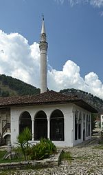 Berat - King Mosque.JPG