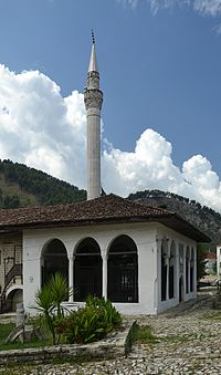 Berat - King Mosque.JPG
