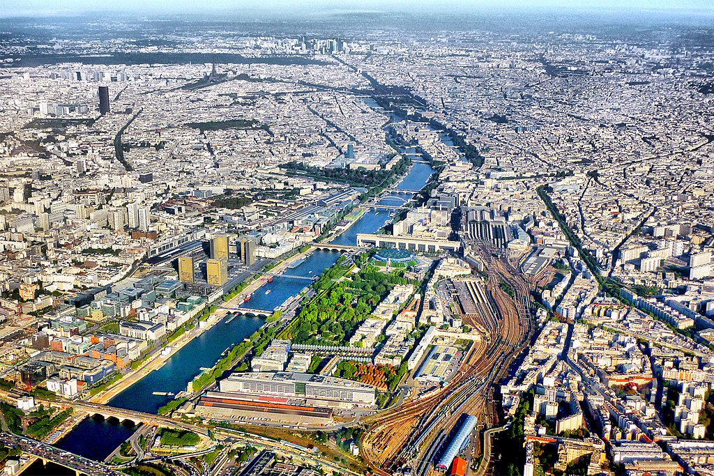 Hotel Parigi Bercy