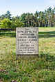 Bergen-Belsen concentration camp memorial - representative grave of Ruth Jetta Tal.jpg