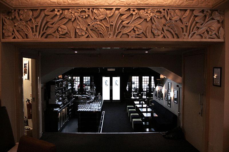 Uk Cinema Room