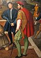 Bernardino licinio, ritorno del figliol prodigo, 04.JPG