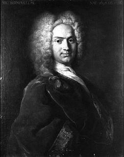 Nicolaus II Bernoulli Russian mathematician