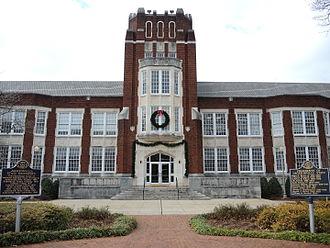Jacksonville State University - Bibb Graves Hall