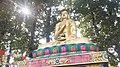 Big gautam budha styachu of Chitawan gumba.jpg
