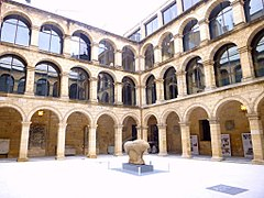Bilbao - Museo Arqueológico, Etnográfico e Histórico Vasco (Claustro de los Santos Juanes) 1.jpg