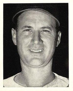 Bill Crouch (1940s pitcher) - Image: Bill Crouch Cardinals