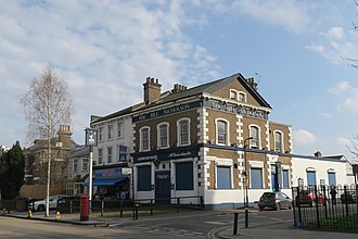 Northumberland Park, London - Bill Nicholson pub