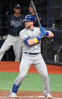 Billy McKinney (baseball) American baseball player