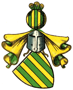 House of Bilstein - Coat of arms of the House of Bilstein