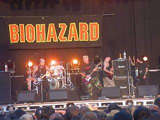 Biohazard (band) American band