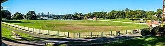 Birchgrove Park - Image: Birchgrove Oval