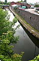 Birmingham Canal from Railway Drive, Wolverhampton - geograph.org.uk - 536915.jpg