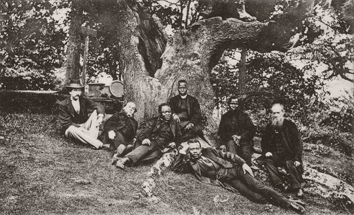 Bishop Samuel Ajayi Crowther and missionaries