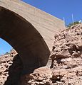 Black Hills Back Country Byway overpass 8151, NE end 1.JPG